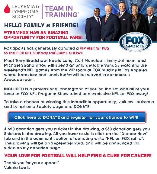Join Team FOX!